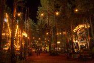 Goosebumps Movie Amusement Park