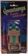 Horrorland 1996 Spooky Sharpener in pkg
