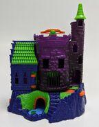 27 Night in Terror Tower 1996 MicroVerse Playset unpkg closed