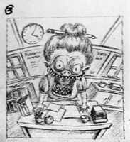Creature Teacher - Concept 3