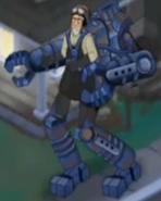 Cyborg suit GH
