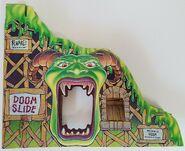 Doom Slide front 1996 Horrorland game