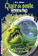 Chair de Poule Horrorland 02 Fantômes en Eaux Profondes (Version 2)