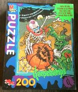 Basketball (Curly Horror) 200p MB puzzle box intl