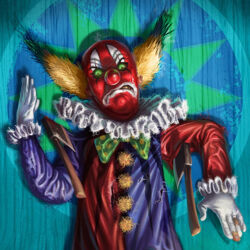Murder the Clown (Uncle Theo)