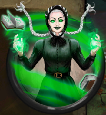 Game (witch)
