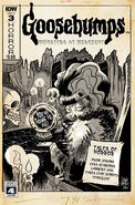 Monsters at Midnight - Issue 3 (Variant B)