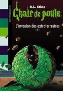 Chair de Poule L'Invasion des Extraterrestres I