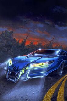 GBS2K-21The Haunted Car