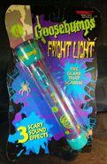 GB Fright Light flashlight Tiger in pkg front