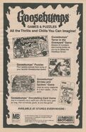 Games and Puzzles bookad from orig series 49 1996