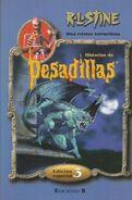 Even More Tales to Give You Goosebumps - Spanish Cover - Historias de Pesadillas