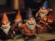 Lawn gnome attack film