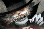 Phantom French depiction