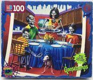 44 Say Cheese Die Again 100p puzzle box