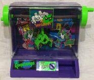 1996 Pinch the Horror Arcade Claw game unpkg