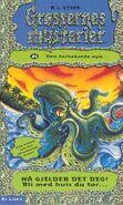 The Twisted Tale of Tiki Island - Norwegian Cover - Den forheksede øya