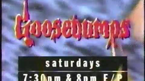 YTV Goosebumps promo (1997)