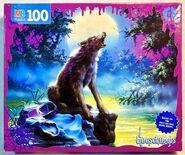14 Werewolf of Fever Swamp 100 piece puzzle box
