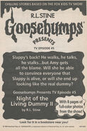 Presents TV ep 5 Night of Living Dummy II bookad from OS48 1stpr