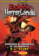 Welcome to Camp Slither - Spanish Cover