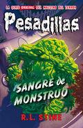 Monster Blood - Spanish Classic Cover - Sangre de Monstruo