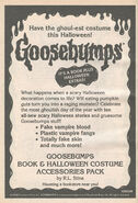 Book and Halloween Costume Pack Still More Tales 4 bookad from OS46 1stpr 1996