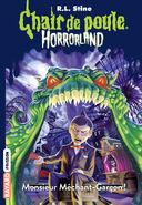Chair de Poule Horrorland 01 Monsieur Méchant-Garçon! (Version 2)