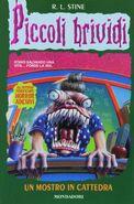 Creature Teacher - Italian Cover - Un Mostro in Cattedra - Piccoli Brividi