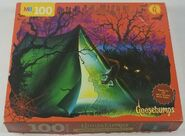 09 Welcome Camp Nightmare 100 piece puzzle