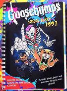 Curly Slappy Cuddles 1997 School Diary planner