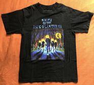 48 Night of Jack-O'-Lanterns squarebrdr T-shirt
