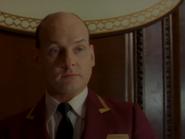 Hotel Clerk - A Night in Terror Tower (TV Episode)