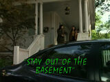 Stay Out of the Basement/TV episode