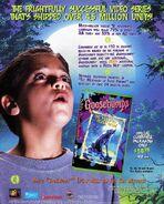 Werewolf Fever Swamp VHS trade print ad etdweekly