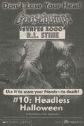 S2000 10 Headless Halloween bookad from s2000 09