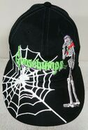 Goosebumps Spiderweb Curly hat 1996