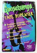 Slappy The Hand Tape Dispenser box side