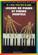 Chair de Poule 10 Leçons de Piano et Pièges Mortels (Version 1)