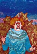 A Nightmare on Clown Street - Korean Artwork