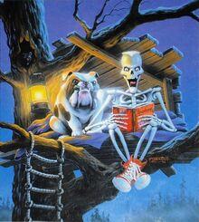 Fright Light Edition - artwork