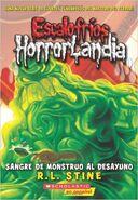 Monster Blood for Breakfast! - Spanish Cover