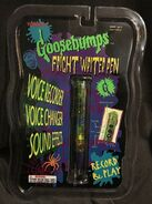 Fright Writer Pen package front