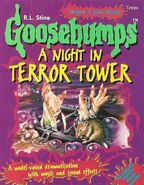 27 Night in Terror Tower UK Audiobook front