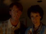 Larry & Lynne Dark (Fanged) - The Girl Who Cried Monster (TV Episode)