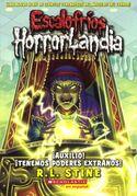 Help! We Have Strange Powers! - Spanish Cover