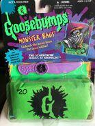 20 Scarecrow Monster Bag in pkg front