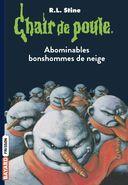 Chair de Poule 44 Abominables Bonshommes de Neige (Version 3)