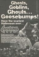 Scariest Halloween on the web bookad from s2000 10