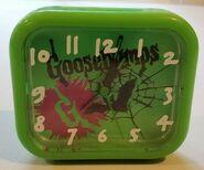 Goosebumps Alarm Clock from watch gift set